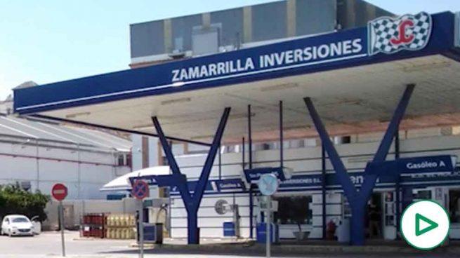 La gasolinera de Coria del Río, llamada a juicio en el caso de los gases tóxicos.