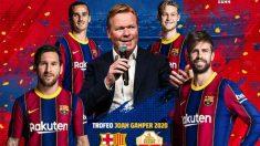 El Barcelona jugará el Gamper contra el Elche. (fcbarcelona.cat)