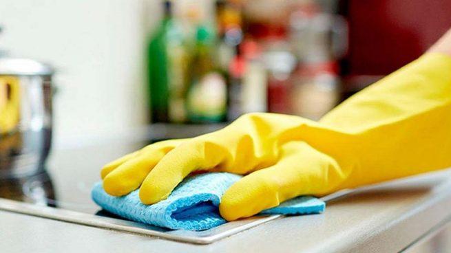 Consejos básicos para mantener los paños de cocina limpios