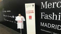 Campaña 'La cultura es segura' en la Mercedes-Benz Fashion Week Madrid – COMUNIDAD DE MADRID