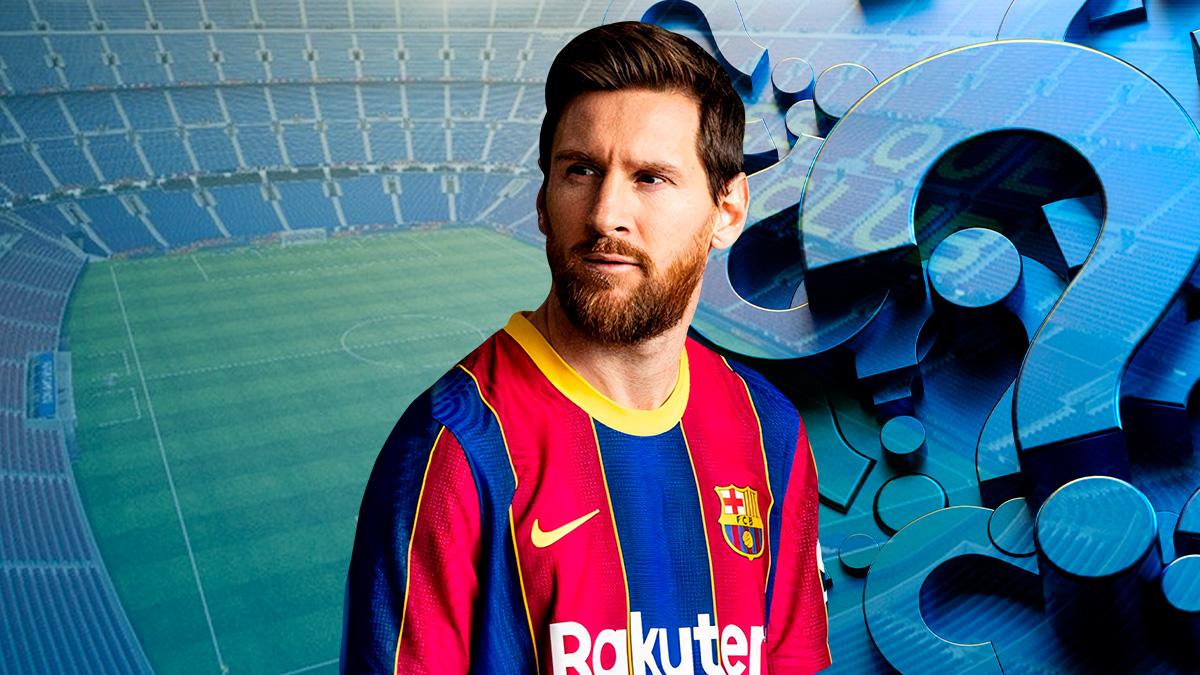 La actitud y ganas de Leo Messi serán una incógnita tras haberse querido ir.