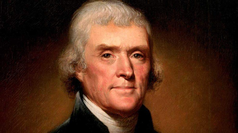 Las mejores frases de Thomas Jefferson