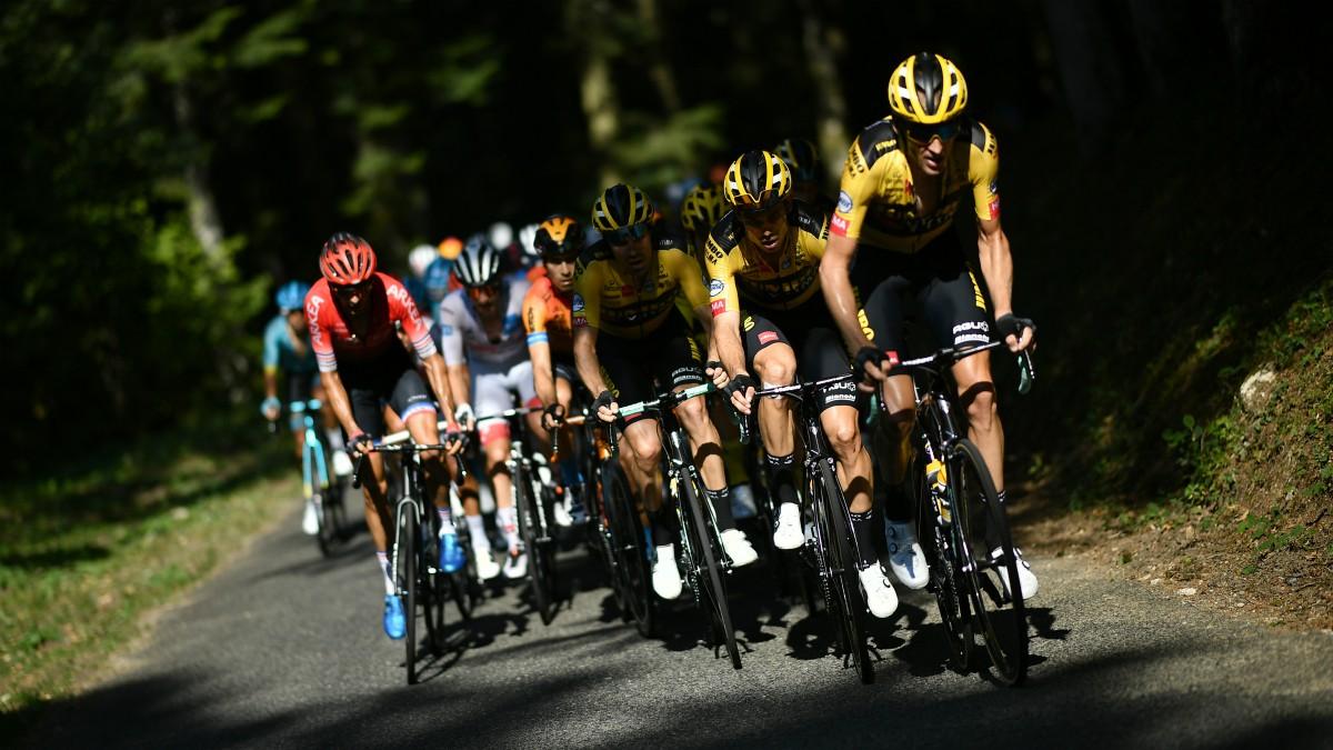 Tour de Francia 2020: clasificación de la etapa de hoy, domingo 13 de septiembre. (AFP)