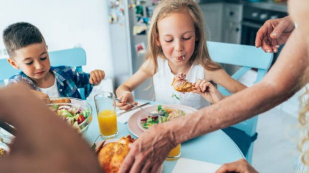 Cinco comidas a las que los niños no se van a resistir