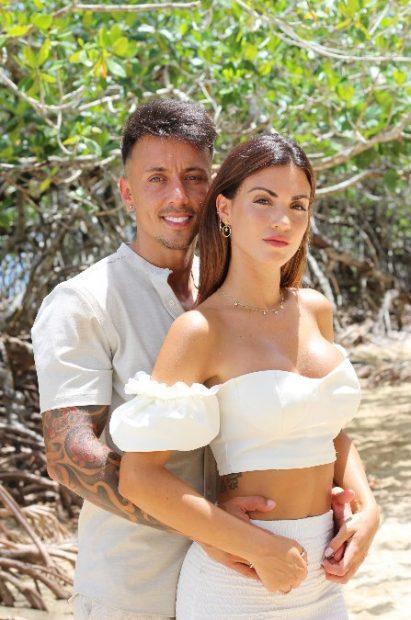Estas son las cinco parejas de 'La isla de las tentaciones 2'