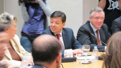 David Erguido, senador del PP imputado