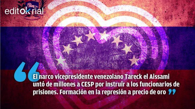 El siniestro negocio de forrarse formando a los carceleros venezolanos