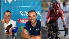 Enric Mas, Valverde y Quintana.