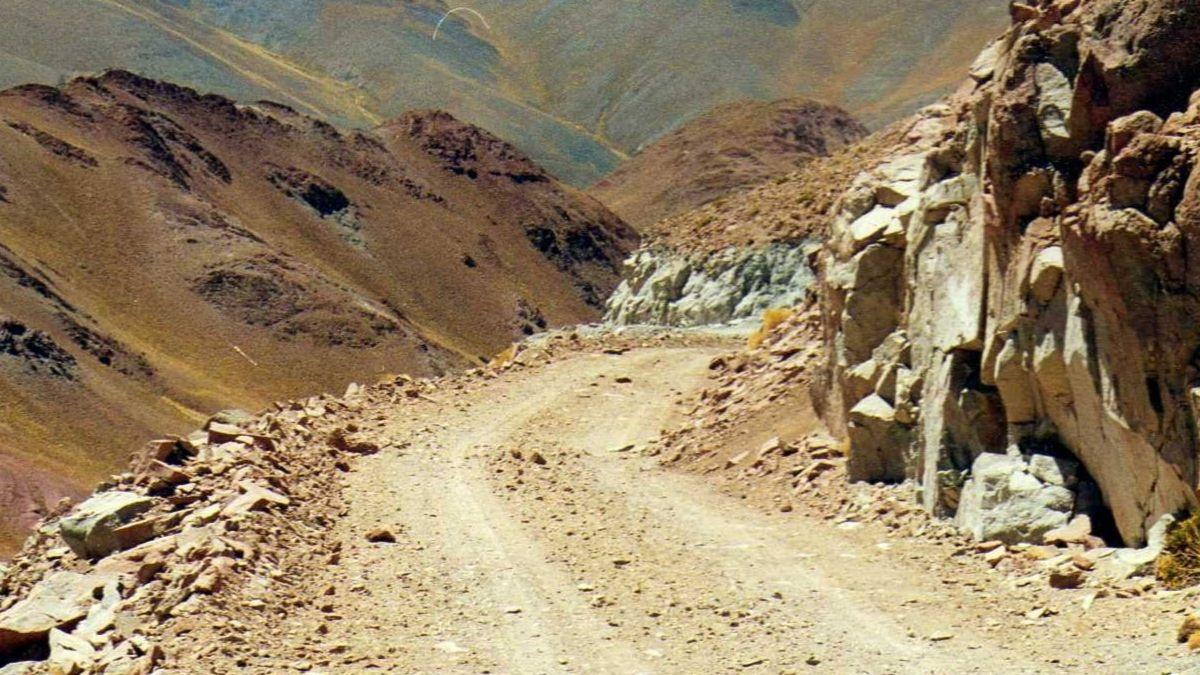 Carretera Abra del Acay