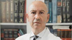 El Dr. Ruiz de Burgos. @Cortesía