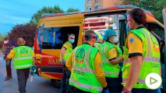 Atropello en Madrid (Foto: Emergencias Madrid)