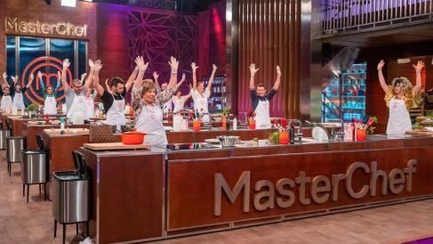 Los concursantes de 'MasterChef Celebrity 5'