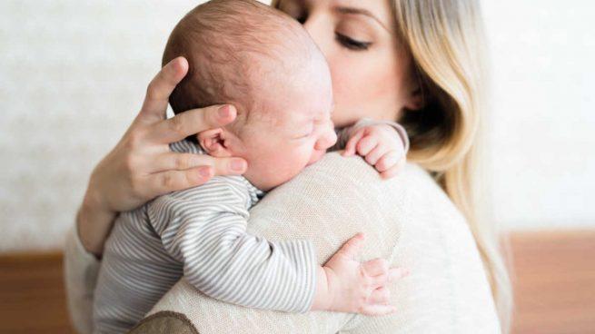 por que llora el bebe toma pecho