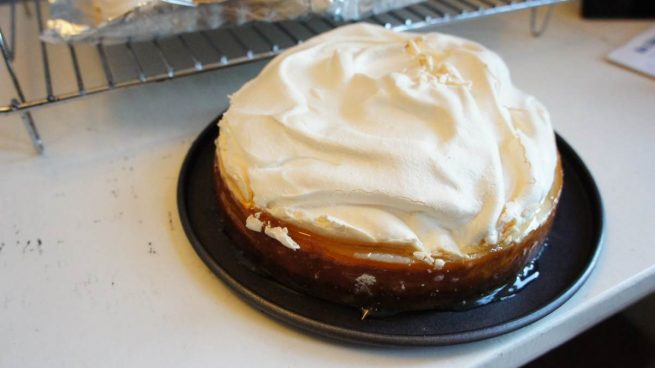 Tarta Tres Leches: popular postre Three Milk Cake