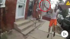 Un policía dispara a un hombre armado en Pensilvania