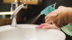 Uso del vinagre para limpiar la casa