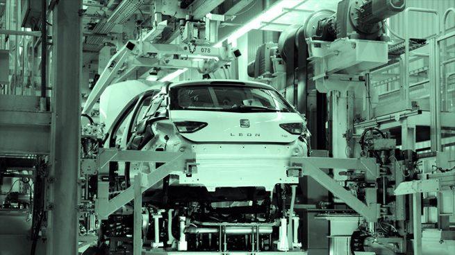La producción de Seat se ahoga en Martorell: dejará de producir 300 coches al día por el nuevo ERTE