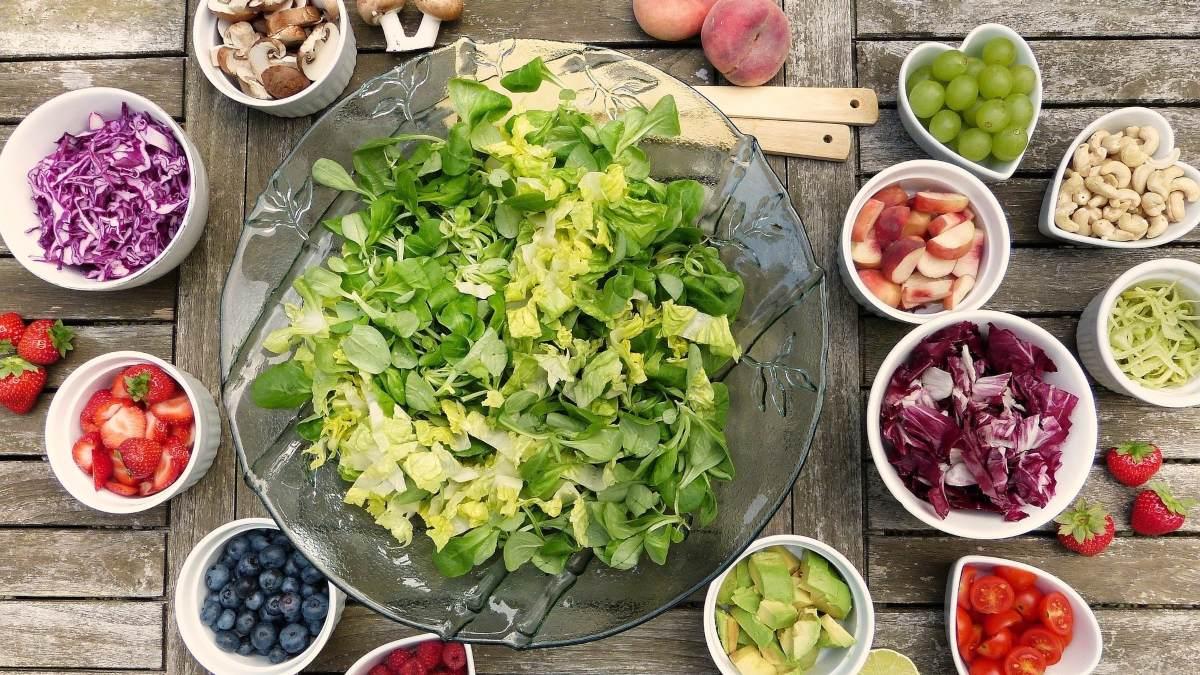 Plato Para Comer Sano