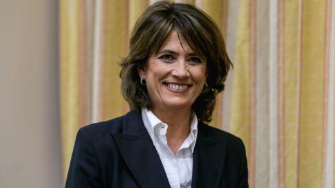 Dolores Delgado, fiscal general del Estado y ex ministra de Justicia.