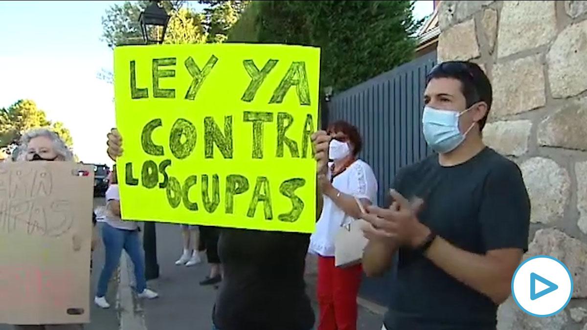 Dolores Delgado pide a los fiscales actuar con la máxima celeridad en las okupaciones
