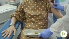 Empieza la vacunación en el ensayo clínico contra el Covid en Madrid