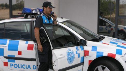 Policía Municipal de Alcobendas. Foto: AFP