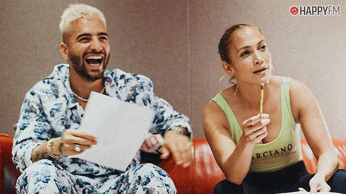 Jennifer López y Maluma