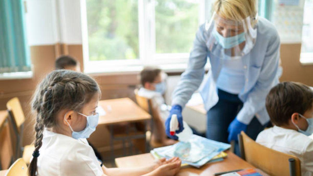 La reapertura de las escuelas puede ser segura según la OMS