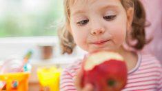 Frutas que los niños pueden llevarse para la hora del recreo