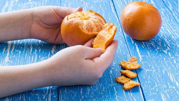 5 frutas perfectas para la hora del recreo de los niños