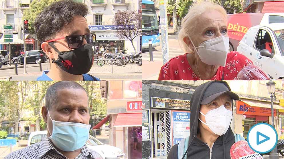"""Preocupación en Vallecas: """"Este barrio necesita un confinamiento o un toque de queda"""""""
