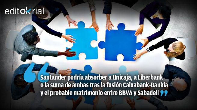 Fusiones bancarias: la unión hace la fuerza