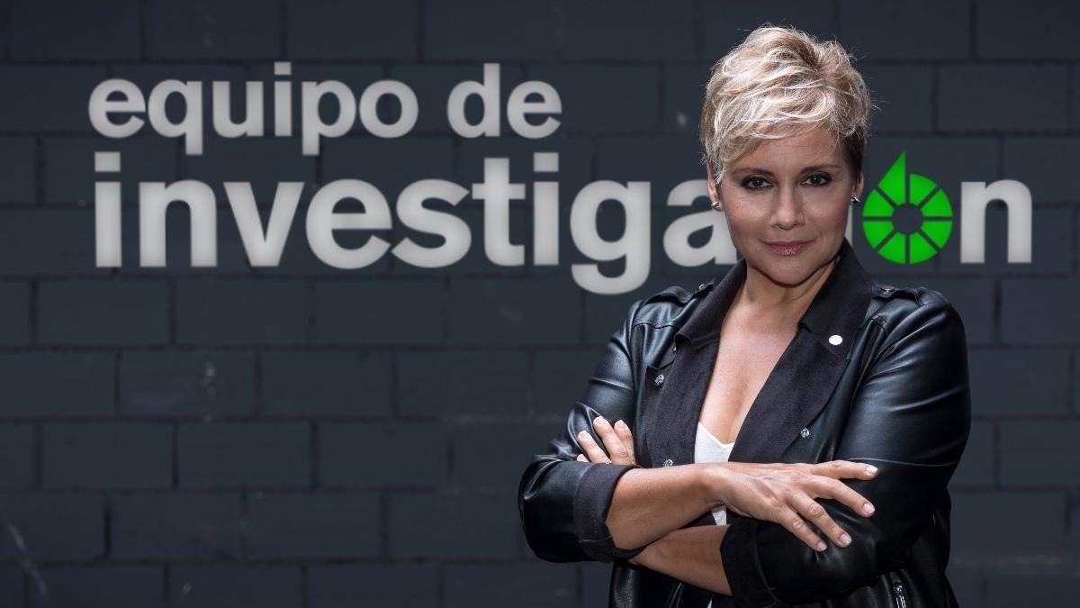Gloria Serra presenta 'Equipo de investigación'