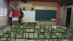 Estos son los colegios cerrados y aulas en cuarentena que tiene Andalucía debido al coronavirus