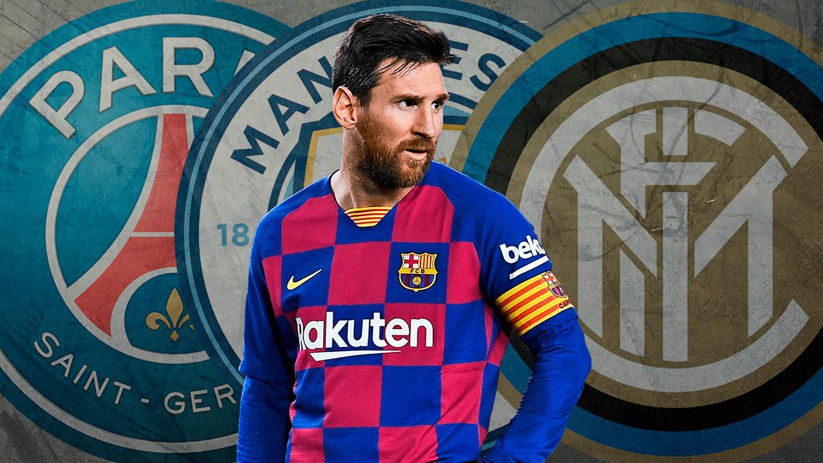 Messi escuchará ofertas a partir de enero.