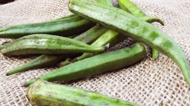Recetas con okra