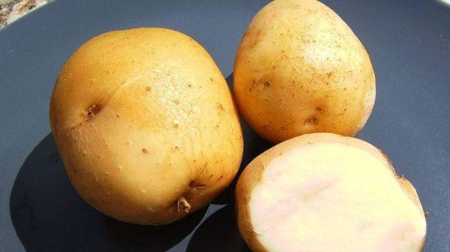 Por qué no deberías consumir patatas con manchas verdes