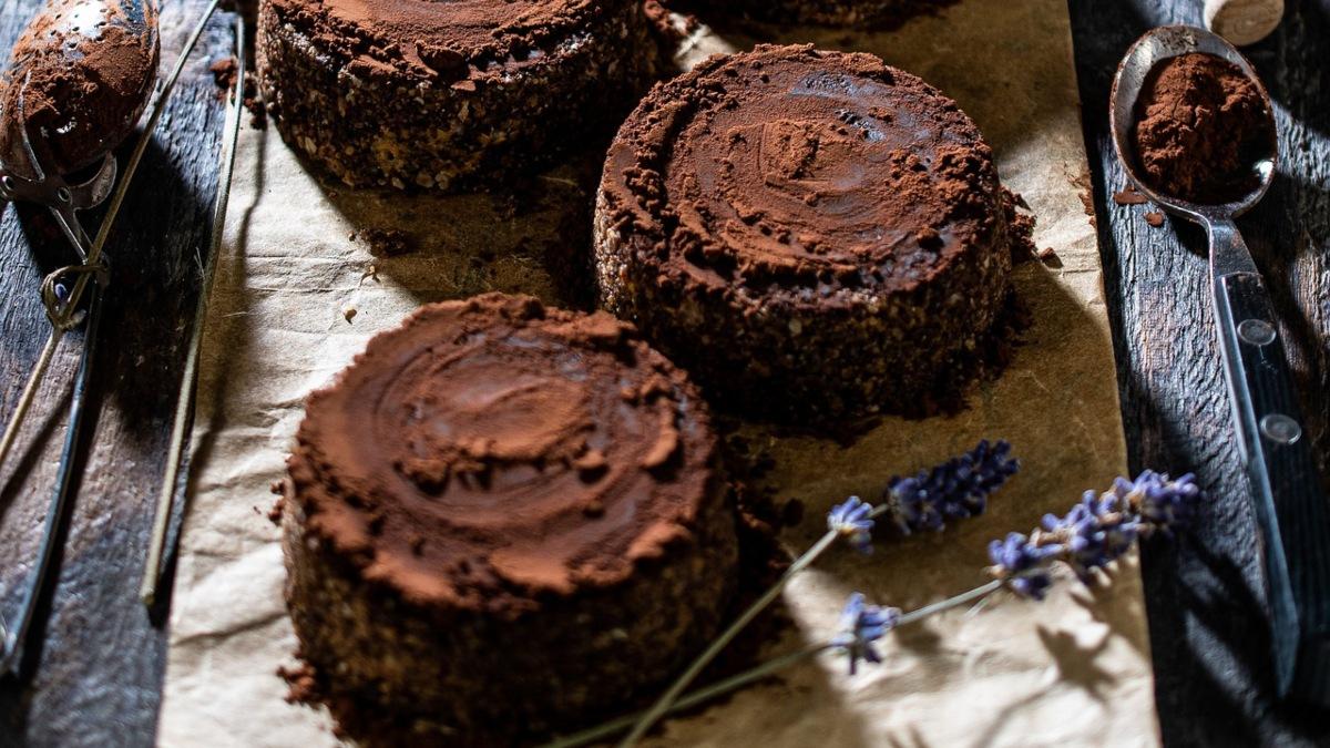 Receta de Phoskitos caseros o pastelitos de chocolate