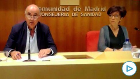 El viceconsejero de Sanidad de Madrid anuncia medidas «drásticas» para frenar los contagios.