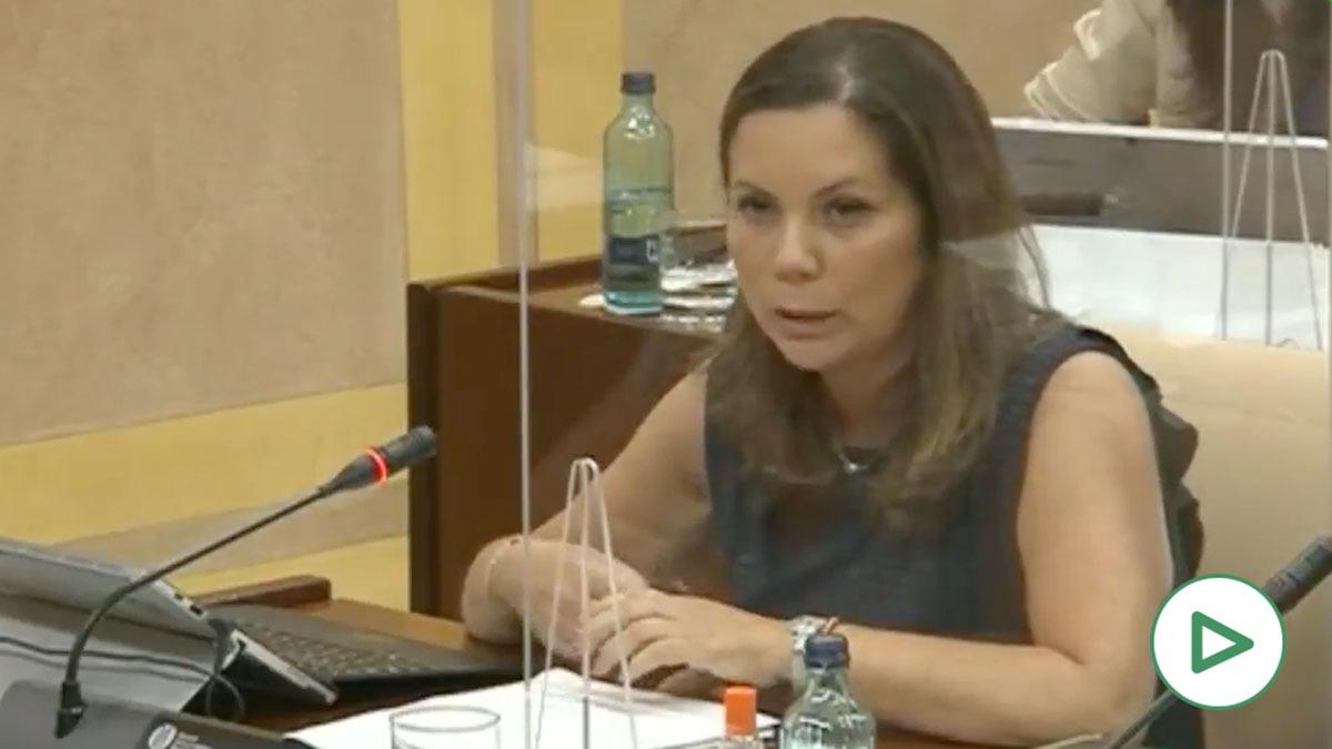 Ángela Mulas, de Vox Andalucía.