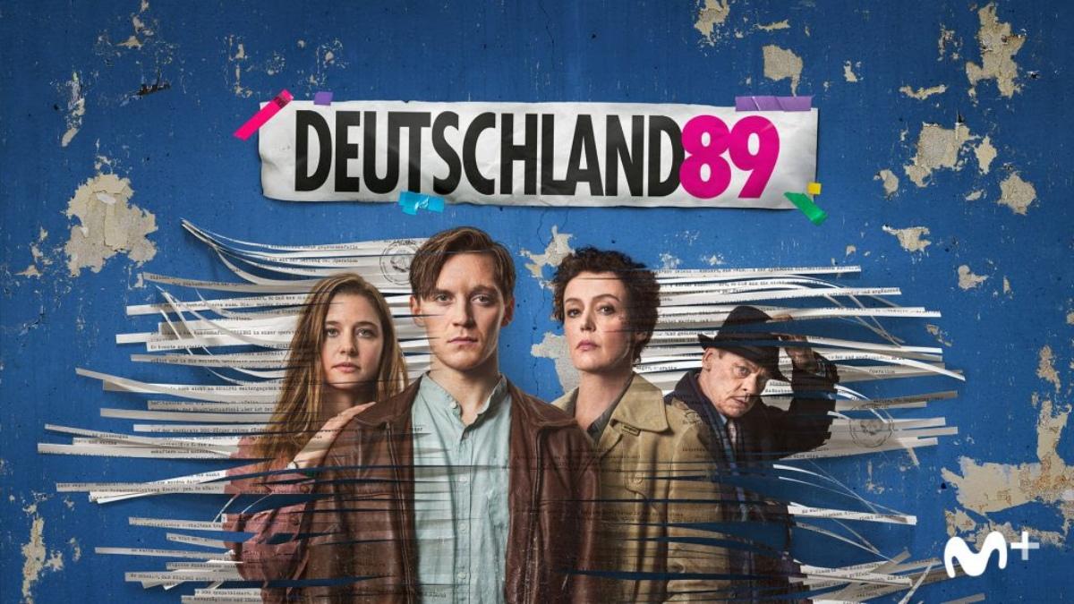 Última temporada de la saga 'Deutschland'