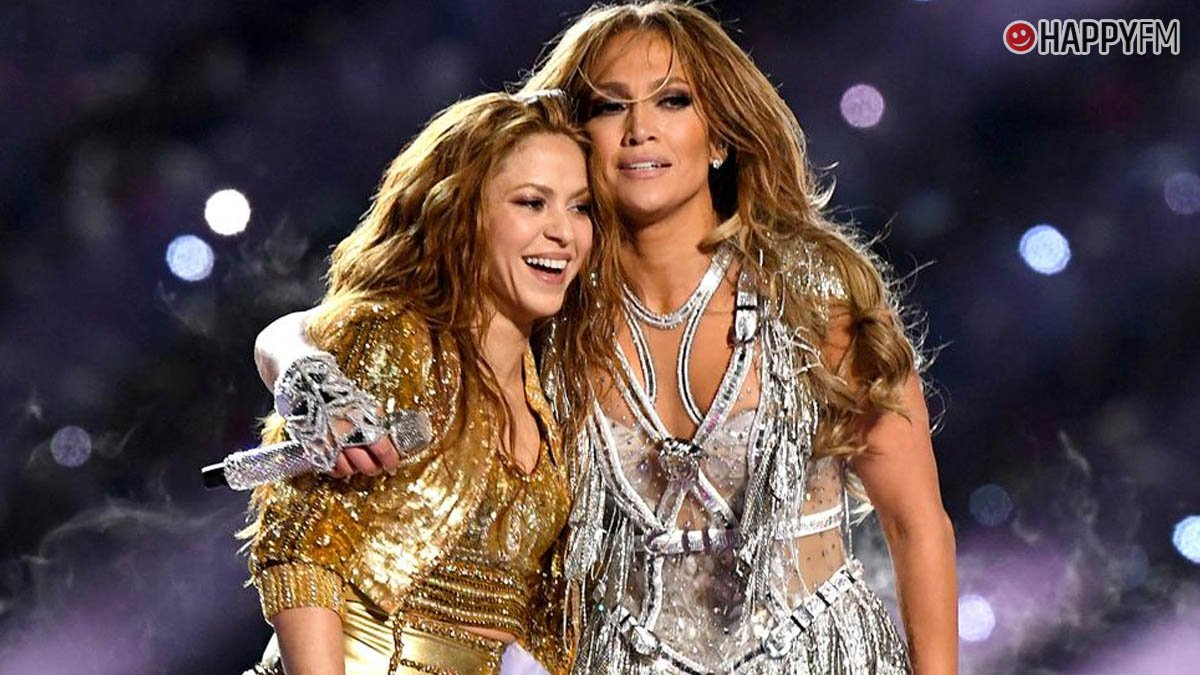 Jennifer López y Shakira