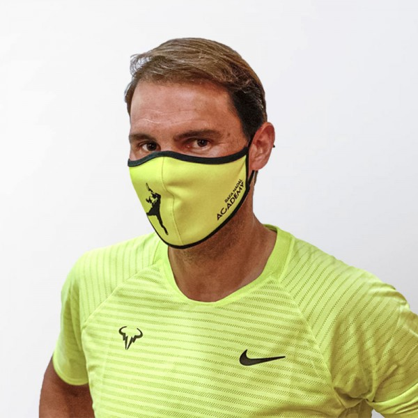 The Tennis Player Revolutionizes The Mask Business