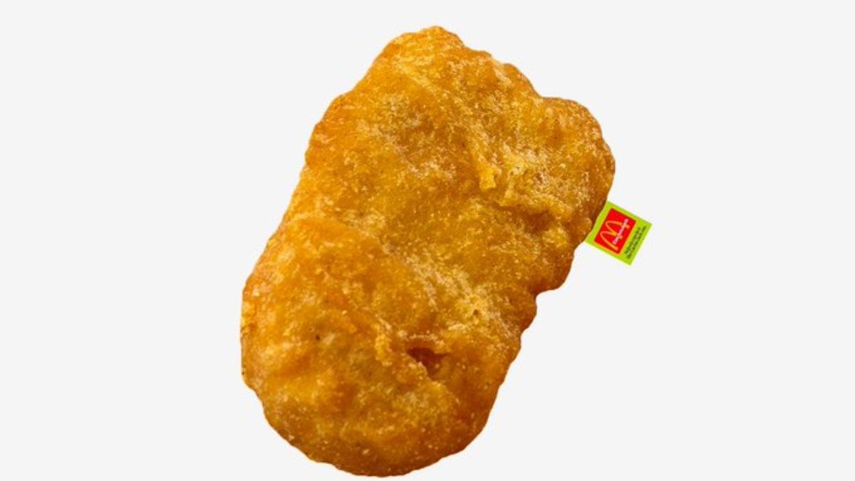 Twitter: Esta es la almohada en forma de Nuggets que vende McDonald's por 90 dólares