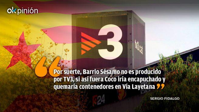 El 'Barrio Sésamo' del 'procés'