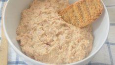 Receta de Paté especiado de puerros
