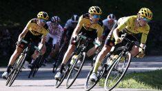 Tour de Francia 2020: clasificación de la etapa de hoy, jueves 17 de septiembre. (AFP)