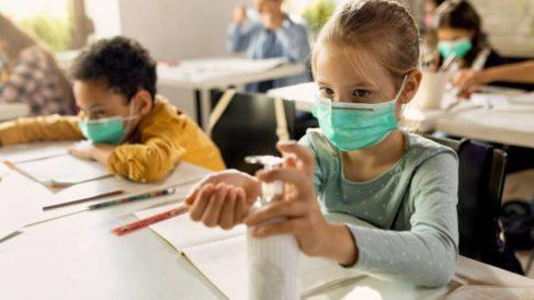 Pautas para un buen uso de las mascarillas en las escuelas