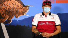 Kimi Raikkonen. (AFP)