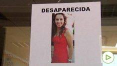Cartel de la desaparición de Manuela Chavero.